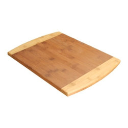 Summit - 2 Tone Premium Wooden Bamboo Cutting Board Kitchenware - This gorgeous 2 Tone Premium Wooden Bamboo Cutting Board Kitchenware has the finest details and highest quality you will find anywhere! 2 Tone Premium Wooden Bamboo Cutting Board Kitchenware is truly remarkable.