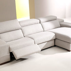 Modern Sofas by Darlings Of Chelsea