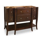 Lyn Design VAN080-48 Wood Vanity