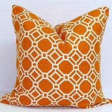 Modern Decorative Pillows by ElemenOPillows