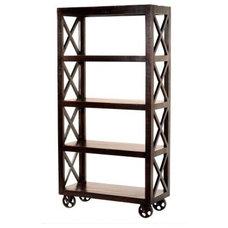 Contemporary Bookcases by YOSEMITE HOME DECOR