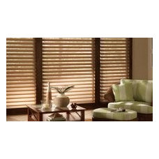 Traditional Window Treatments by All About Windows Inc