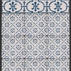 traditional kitchen tile by Pave Tile & Stone, Inc. European Flooring