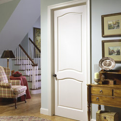 Colonial door - TruStile TS2080 in MDF with Roman Ogee (OG) sticking and scoop (B) panel