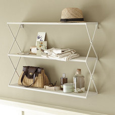 Farmhouse Display And Wall Shelves  by Ballard Designs