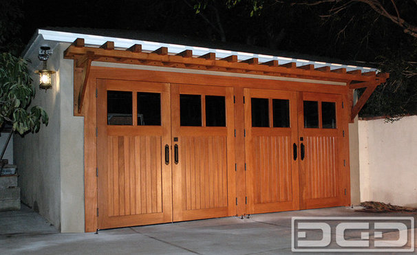 Traditional Garage Doors And Openers by Dynamic Garage Door