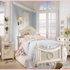 Traditional Kids Beds by Jack and Jill Interiors