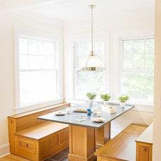 Traditional  Kitchen Nook