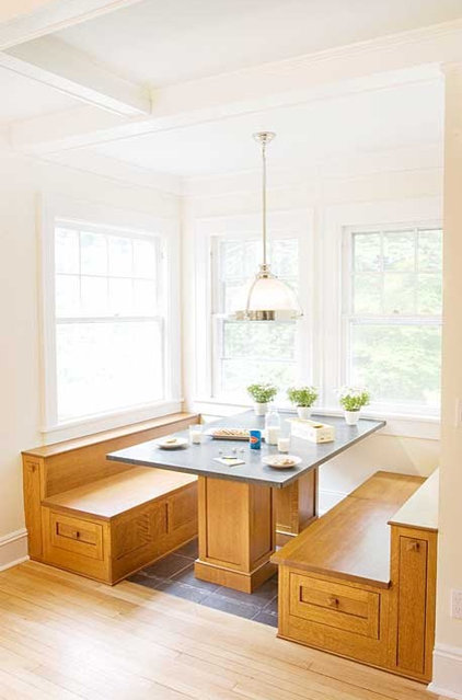 Traditional  Kitchen Nook