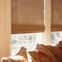 Bamboo Shades - Bamboo Shades & Blinds Woven Wood Shades & Blinds
