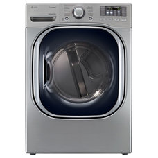 Contemporary Laundry Room Appliances by Sears
