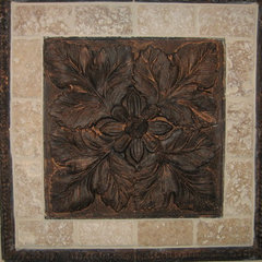 traditional kitchen tile by Architectural Justice