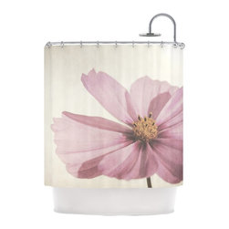"Kess InHouse - Iris Lehnhardt ""Ethereal"" Pink Petals Shower Curtain - Finally waterproof artwork for the bathroom, otherwise known as our limited edition Kess InHouse shower curtain. This shower curtain is so artistic and inventive, you'd better get used to dropping the soap. We're so lucky to have so many wonderful artists that you'll probably want to order more than one and switch them every season. You're sure to impress your guests with your bathroom gallery in addition to your loveable shower singing."