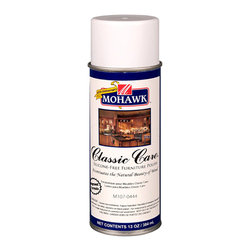 Mohawk - Mohawk Classic Care Furniture Polish Aerosol 13 oz - •Maintains Finish
