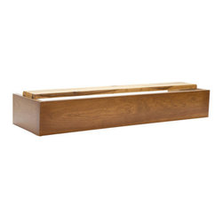 Hale - Standard Depth Box Base Section for Bookcase - Originally known as the Barrister's Bookcase, Hale's sectional shelving has evolved from a case in which to store law books, to a modular system that can be used in every room any room of your home for any purpose.