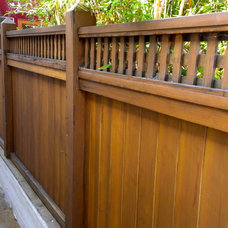 Traditional Landscape by Heath Carpentry
