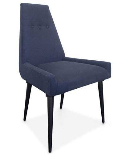 modern dining chairs and benches by Jonathan Adler