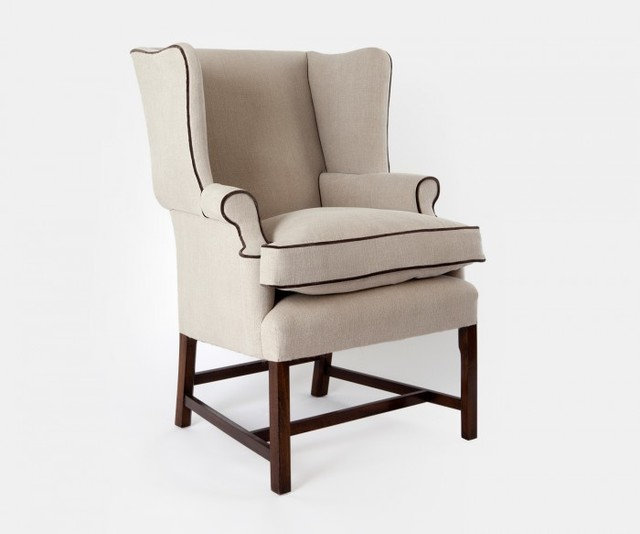 Contemporary Armchairs by William Yeoward