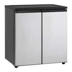 Avanti - Avanti Compact Side-By-Side Refrigerator - Avanti compact side-by-side refrigerator.
