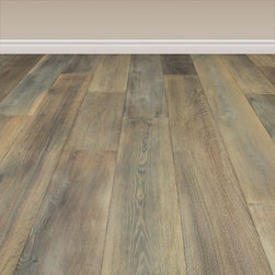 """Free Samples of 7.5"""" Handscraped & Wire Brushed Oiled Engineered flooring - 7.5"""" Handscraped & Wire Brushed Monaco White Oak"""