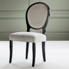 Transitional Dining Chairs by Nella Vetrina