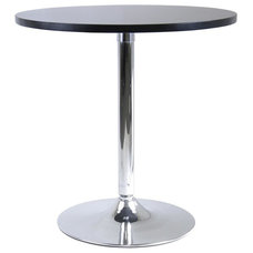Contemporary Indoor Pub And Bistro Tables by ivgStores