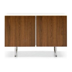 Calligaris - Calligaris | Quick Ship: Seattle 2-Door Cabinet - Design by S.T.C.
