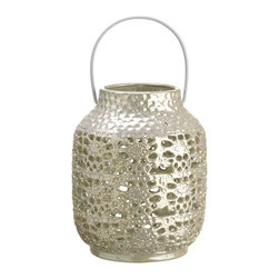 Silk Plants Direct - Silk Plants Direct Ceramic Hanging Lantern (Pack of 2) - Pack of 2. Silk Plants Direct specializes in manufacturing, design and supply of the most life-like, premium quality artificial plants, trees, flowers, arrangements, topiaries and containers for home, office and commercial use. Our Ceramic Hanging Lantern includes the following: