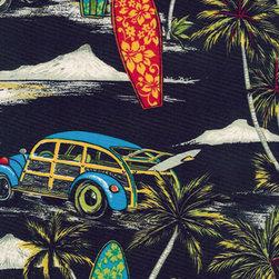 Hawaiian Bedding Prints - www.Surferbedding.com