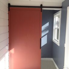 Modern Entry by Rustica Hardware