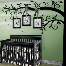 Modern Nursery Decor by nouwall