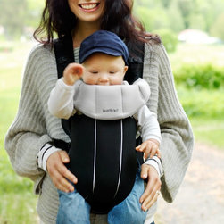 Baby Bjorn - Baby Bjorn Active Baby Carrier - 026164US - Shop for Baby Carriers and Slings from Hayneedle.com! Safely carry your baby wherever you go with the Baby Bjorn Active Baby Carrier. This handy carrier has a simple design that you can put on and take off without assistance. It also opens completely so you can take out your sleeping baby without waking him. This carrier is designed for comfort with ergonomic head back and hip support for baby and superior back support for you. It also grows with your child carrying him facing you until he's old enough to hold up his head then forward-facing.About Baby BjornFamily-owned and based in Sweden Baby Bjorn is well known for their line of innovative contemporary childcare products designed to make the lives of parents and children easier and more comfortable. With a network of quality pediatricians acting as advisors the designers at Baby Bjorn work to bring you items that enhance your bonding and parenting experience with your child while providing the optimum in safety and comfort. Baby Bjorn's products are guaranteed for quality and are produced to the highest environmental standards.