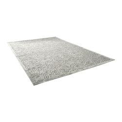 Cyan Design - Charell Gray Rug-05766 - Charell gray rug - gray