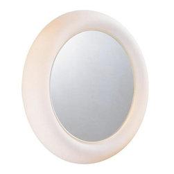 Joshua Marshal - Cream Oki 2 Light Wall Sconce - Finish: Cream