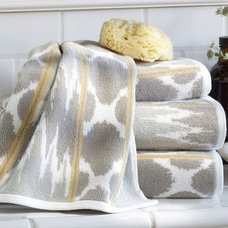 Contemporary Towels by Pottery Barn