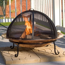 Contemporary Firepits by Hayneedle