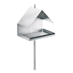 Nido Bird Feeder, House