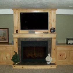 The Wood Shop -