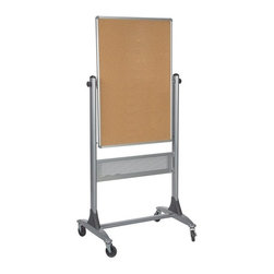 Best-Rite - Best-Rite Platinum Reversible Mobile Board Multicolor - 669RG-AA - Shop for Dry Erase Boards from Hayneedle.com! About MooreCo Inc.Based in Temple Texas MooreCo Inc. leads in providing visual communication products technology support equipment and office furniture. Using cutting-edge equipment well-trained employees and phenomenal shipping practices MooreCo has become known for its high quality and reliability. The company is continuing to innovate focusing increasingly on sustainably designed and created products.