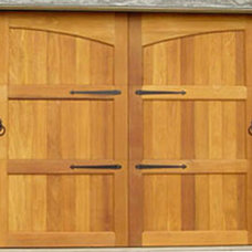 Traditional Garage Doors And Openers by M4L,Inc