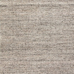 Jaipur - Contemporary Hideaway 2'x3' Rectangle Soft Gray Area Rug - The Hideaway area rug Collection offers an affordable assortment of Contemporary stylings. Hideaway features a blend of natural Soft Gray color. Flat Weave of 50% Wool & 50% Recycled Polyester & Art Silk the Hideaway Collection is an intriguing compliment to any decor.