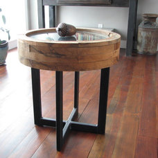 Eclectic Side Tables And End Tables by Taylored Interior Design & Construction