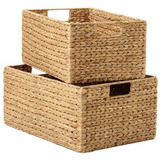 contemporary baskets by The Container Store