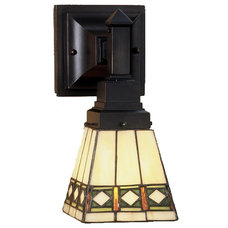 Craftsman Wall Sconces by Hansen Wholesale