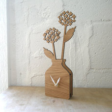 Eclectic Clocks by Etsy