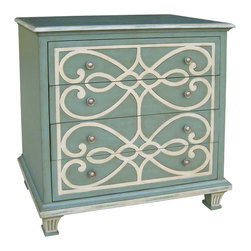 Sterling Industries - Sterling Industries 88-3179 Madeleine Cabinet - Chest (1)