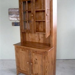 China Cabinets & Hutches - Made by http://www.ecustomfinishes.com