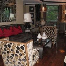 Contemporary Living Room by Style De Vie Decor