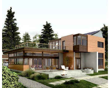 Modern Rendering Coates Design