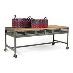 Go Home Ltd - Go Home Ltd Metropolitan Table X-50021 - Go Home Ltd Metropolitan Table X-50021